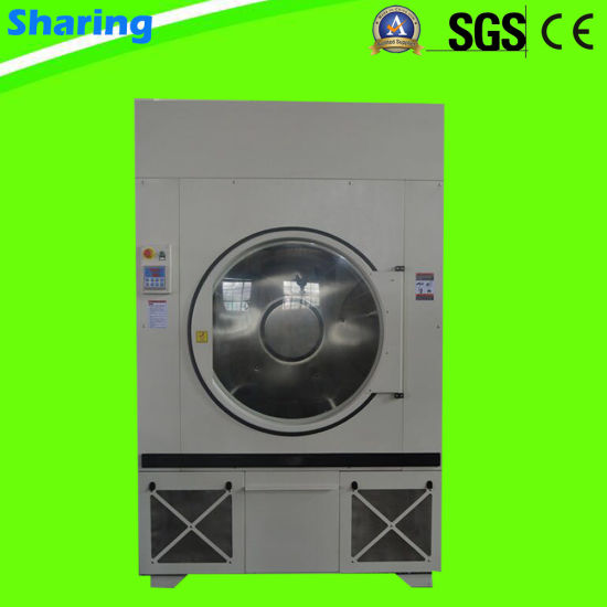 Fully-Automatic Laundry Washing Dryer, Industrial Tumble Drying Machine