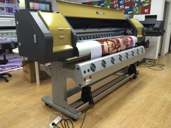 China Latest Printing Machine Digital Printing Machine for Fabric