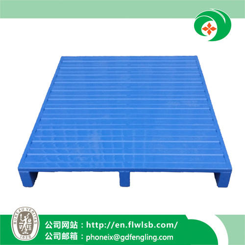 Flat Steel Pallet for Warehouse Storage with Ce Approval pictures & photos