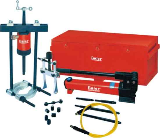Hydraulic Puller Set Combination Customised