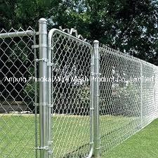 Galvanized Chain Link Fence/Diamond Wire Netting/Chain Link Fence/Fence Panel/Garden Fence