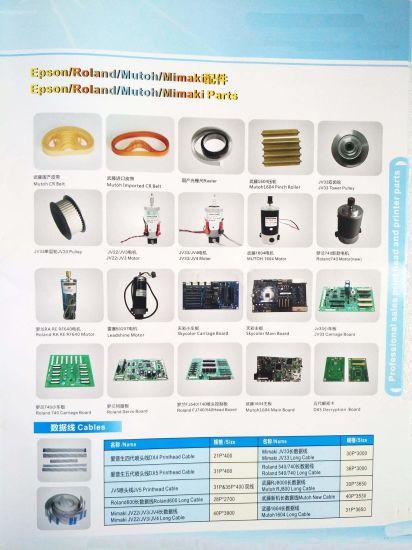 China Solvent Printer Spare Parts --- for Epson, Seiko