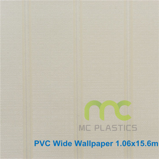 Fashion Design PVC Wallpaper Embossed Wallpaper pictures & photos
