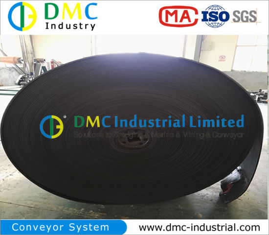Rubber Conveyor Belt for Bulk Material Handling pictures & photos