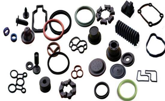 Custom Molded Rubber Products, Molded Rubber Seal Products pictures & photos