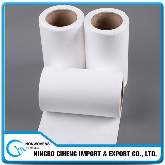 China Suppliers Roll PP Non Woven Polypropylene Fabric for Air Filtration