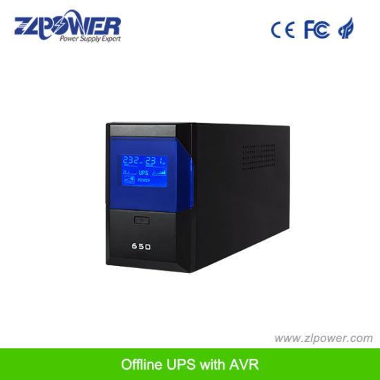 400VA-1500VA RS232 RJ45 USB UPS/ Line interactive UPS/Back up UPS /standby  UPS