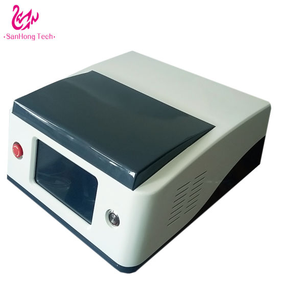Salon Clinical Used Low Level Cold Laser Facial Beauty Machine for Spider Vein Removal