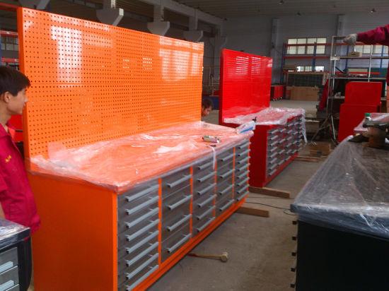 Pegboard Whole Garage Cabinets, Garage Workbench And Storage
