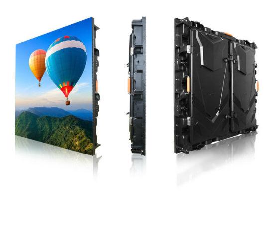 Modular Outdoor LED Display Rentals P6 Video Wall Panel LED