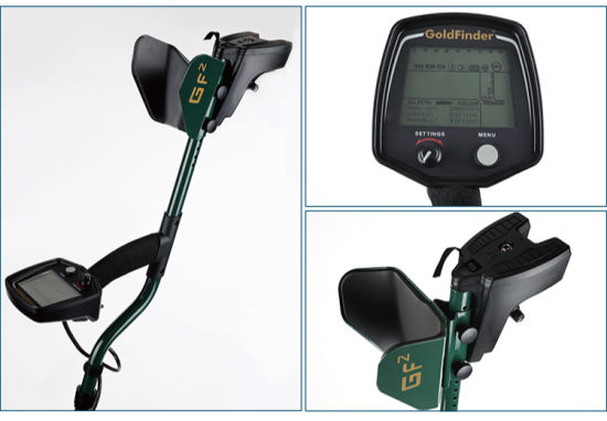 Distinctive Underground Metal Detector Machine Gf2 pictures & photos