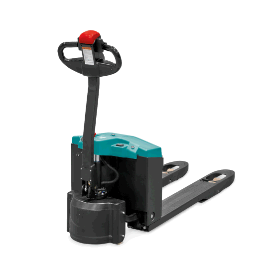 China 1500kg 1 5 Ton Small Electric Pallet Truck With