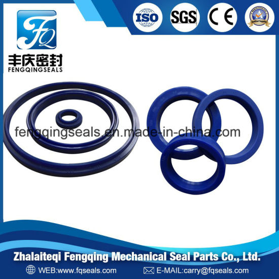 Hydraulic Un Dhs Uhs Cup PU Rubber Seal Piston and Rod Seal Ring