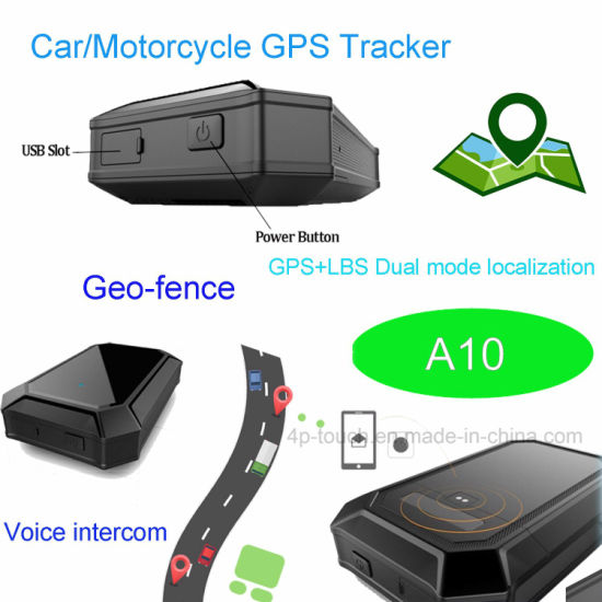 Motorcycle GPS Tracker with Real Time Positioning (A10) pictures & photos