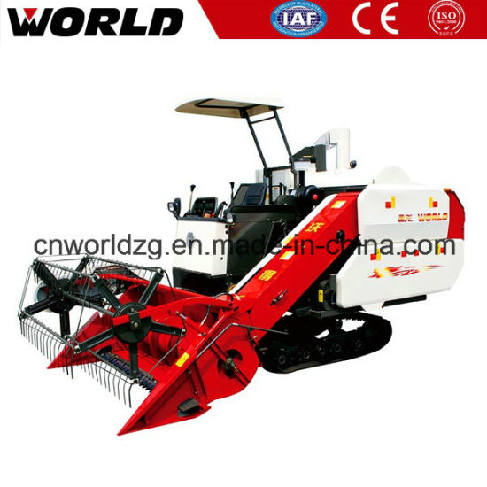 4lz-4.0 Paddy Rice Harvester with Sun-Roof pictures & photos