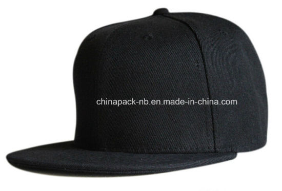 100%Acrilan Blank Snap Backs Caps (CPA_31034) pictures & photos