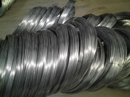 1.0mm Galvanized High Carbon Steel Wire Spring Steel Wire or for Fishing Net for Flexible Duct En10269