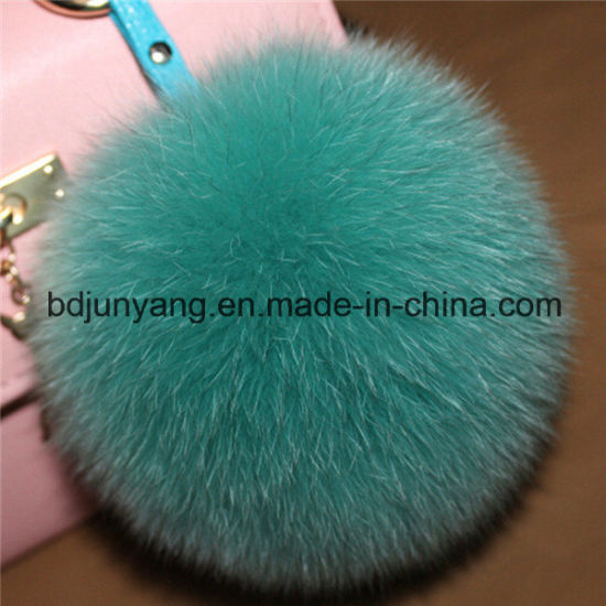 Hot Selling Beautiful Fox Fur Ball pictures & photos