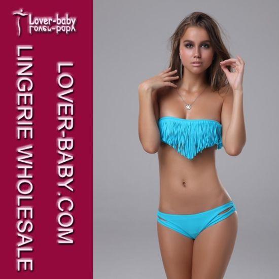 Lady Bikini Swimwear Beachwear Swimsuit Bathing Suit (L3053-3)