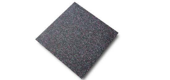 Customized Anti Vibration Shock Absorber Home Depot Rubber Mat for Running Machine/Gym/Washing Machine/Home Appliance
