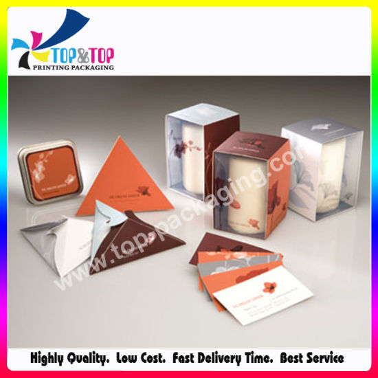 Classic Design Candle Display Box Packaging Box pictures & photos