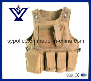 Hot Sale Military Gear Army Tactical Vest (SYSG-223) pictures & photos