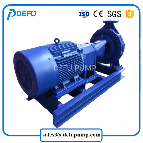 500gpm Horizontal Monoblock Centrifugal Suction Water Pumps