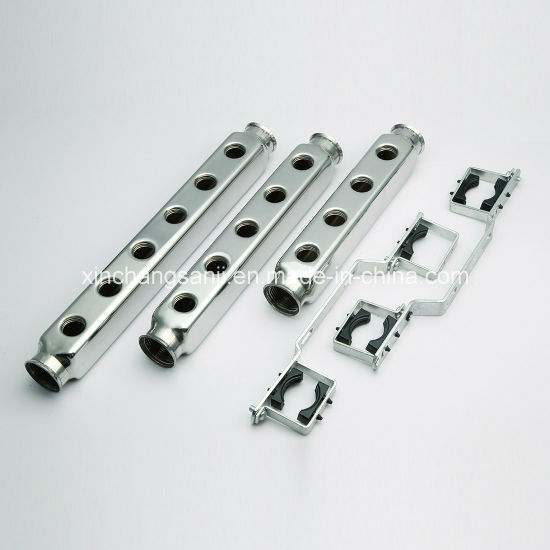304 Stainless Steel Manifold Manufacturer for Underfloor Heating pictures & photos