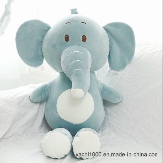 Stuffed Plush Animal Elephant Toy
