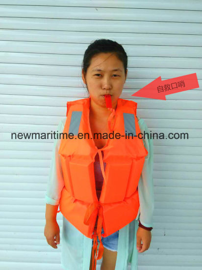 Marine Lifejackets with Whistles for Sale