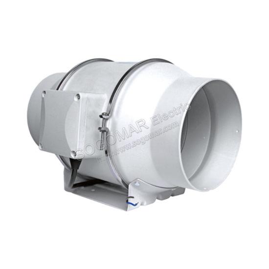 Low Noise Extractor Fan Duct Fan 150mm
