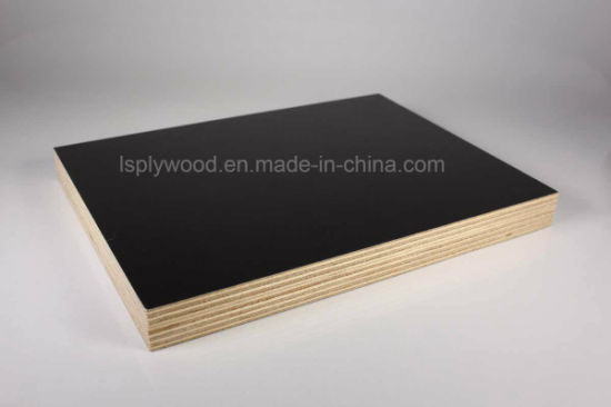 Waterproof Film Faced Plywood Commercial Plywood at Wholesale Price pictures & photos