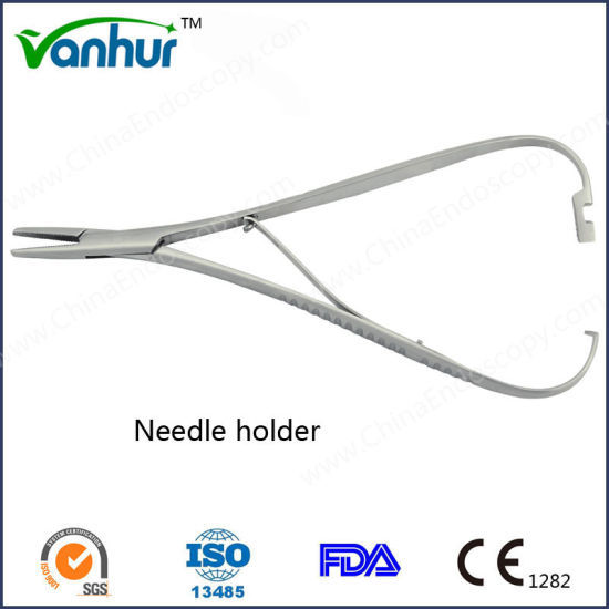 China Ent Basic Surgical Instruments Straight with Lock