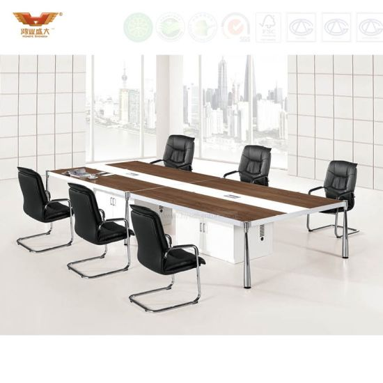 China Hot Sale Modern Office Conference Table HYH China - Office conference table for sale