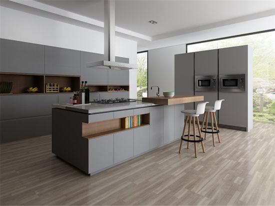 Hot Sale Furniture Kitchen Cabinet Villa Use Kitchen Furniture
