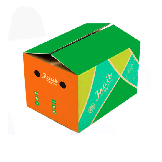 Qualified Supplier Wholesale Custom Printed and Size Recycle Corrugated Packaging Carton Box in Cheap Price pictures & photos
