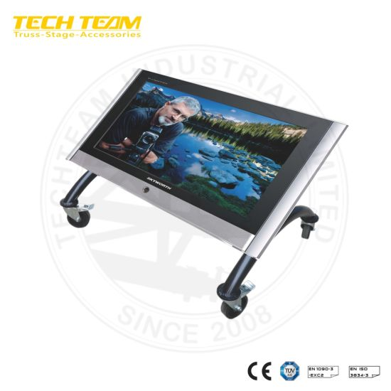 OEM ODM Available Metal Universal Plasma LED Modern TV Stand for Walmart