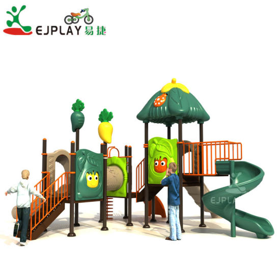 Amusement Park Commercial Outdoor Playground Equipment for Children