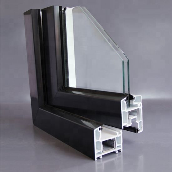 Factory Directly Sell PVC/UPVC Profile for Door