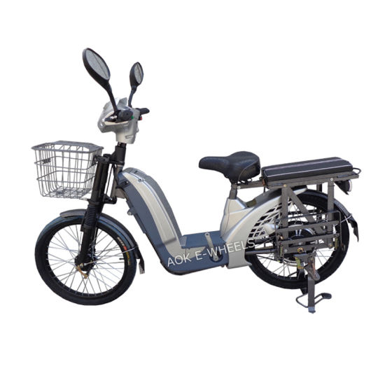 350W/450W City Electric Bike with Drum Brake (EB-013B)