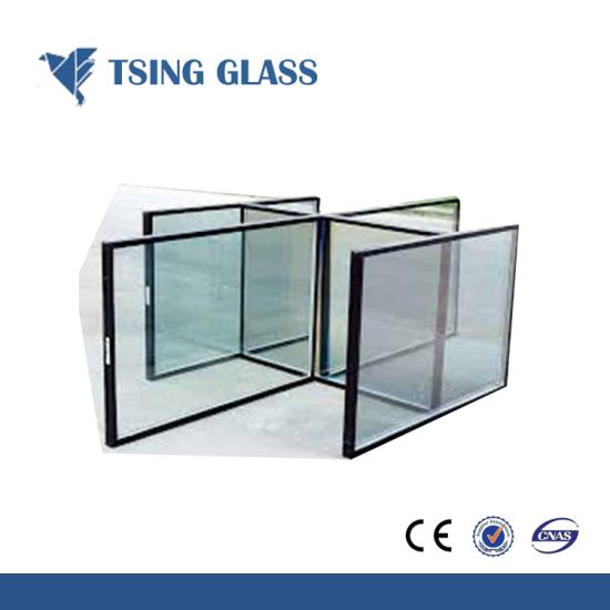 Heat Resistant Low-E Insulating Glass with Ce/SGS/ISO Certificate pictures & photos