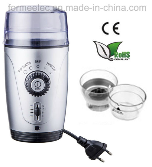Portable Electric Coffee Grinder K110 Coffee Bean Chopper