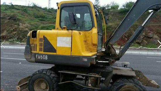 Second Hand Volvo Mini Excavators Ew60b