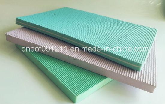 Rubber Material Shoe Material EVA Rubber Foam Sheet for Slippers