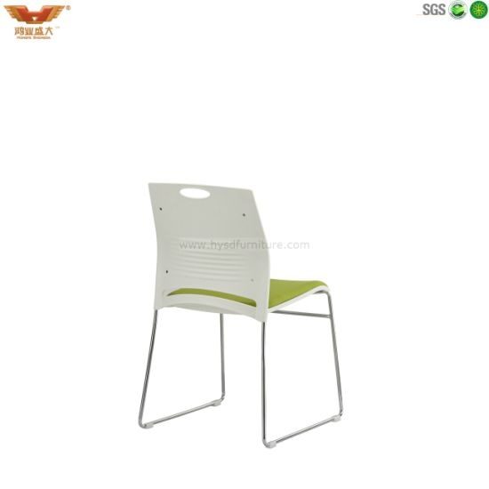 Modern Cheap Plastic Stacking Chair with High Quality Hy-701b pictures & photos