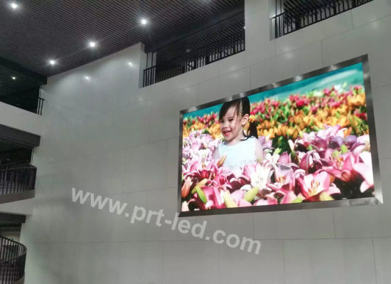 HD Super Slim P1.9 LED Display for Indoor Advertising Screen pictures & photos