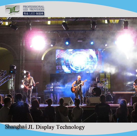 Hot Sale P2.0 Full Color Indoor LED Display Screen pictures & photos