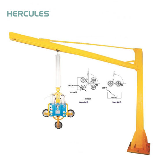 0.25~10 Ton Pillar Crane Jib Crane for Workshop Port Use pictures & photos