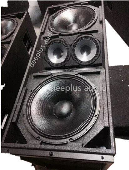 Jbl 12 Inch 3 Way High Output Outdoor Concert Show Performance Audio Box Professional Line Array Speaker pictures & photos
