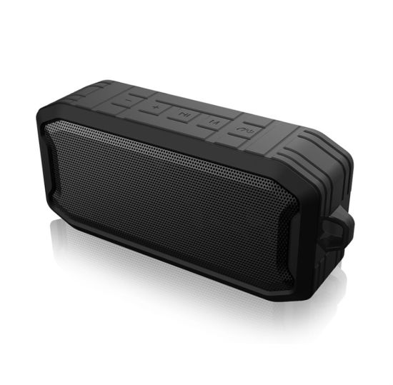 V5.0 Waterproof Ipx7 Wireless Bluetooth Speaker with TF Card Radio Function